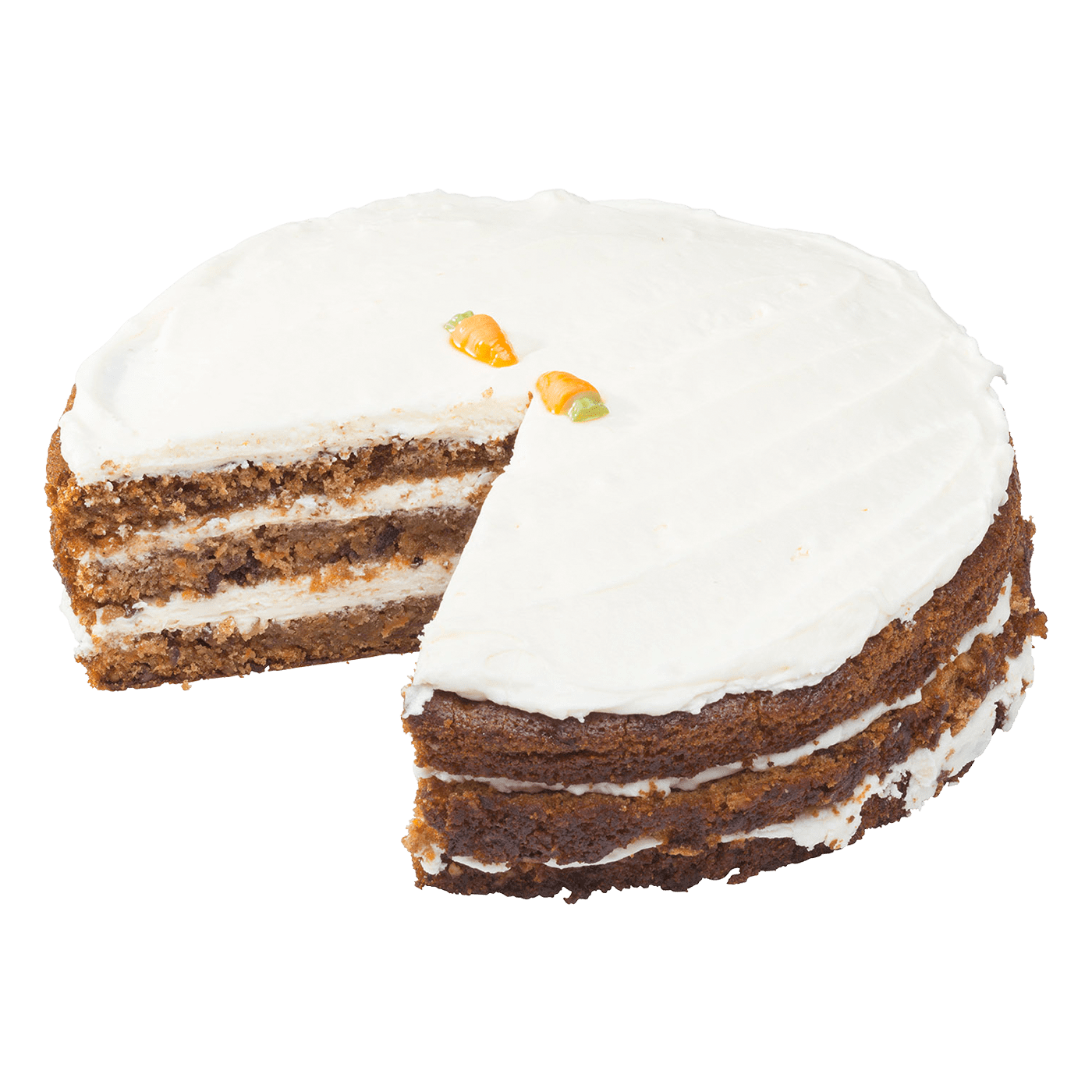 Carrot Cake With Oil Ingredients