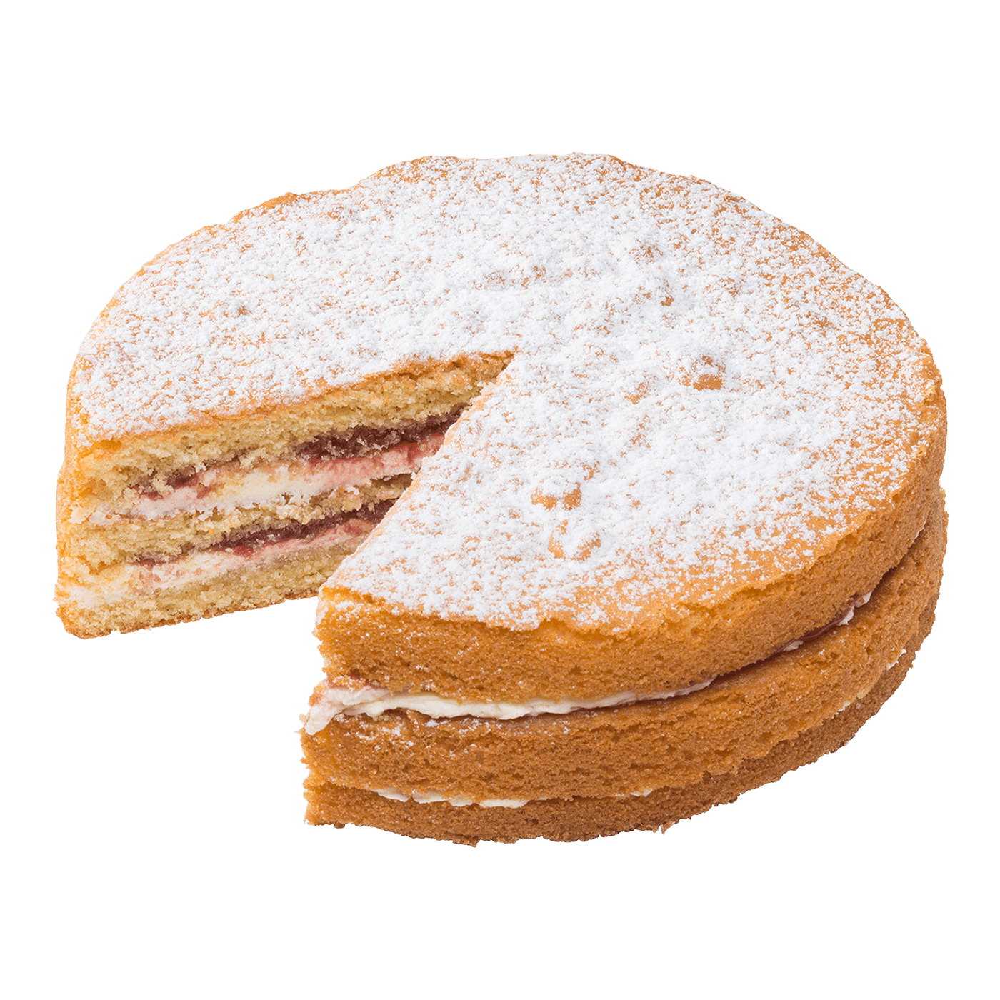 Victoria Sponge Recipe Dishmaps