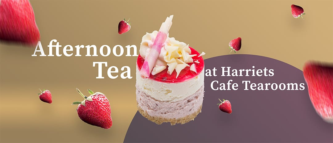 Harriets Cafe Tearooms Afternoon Tea