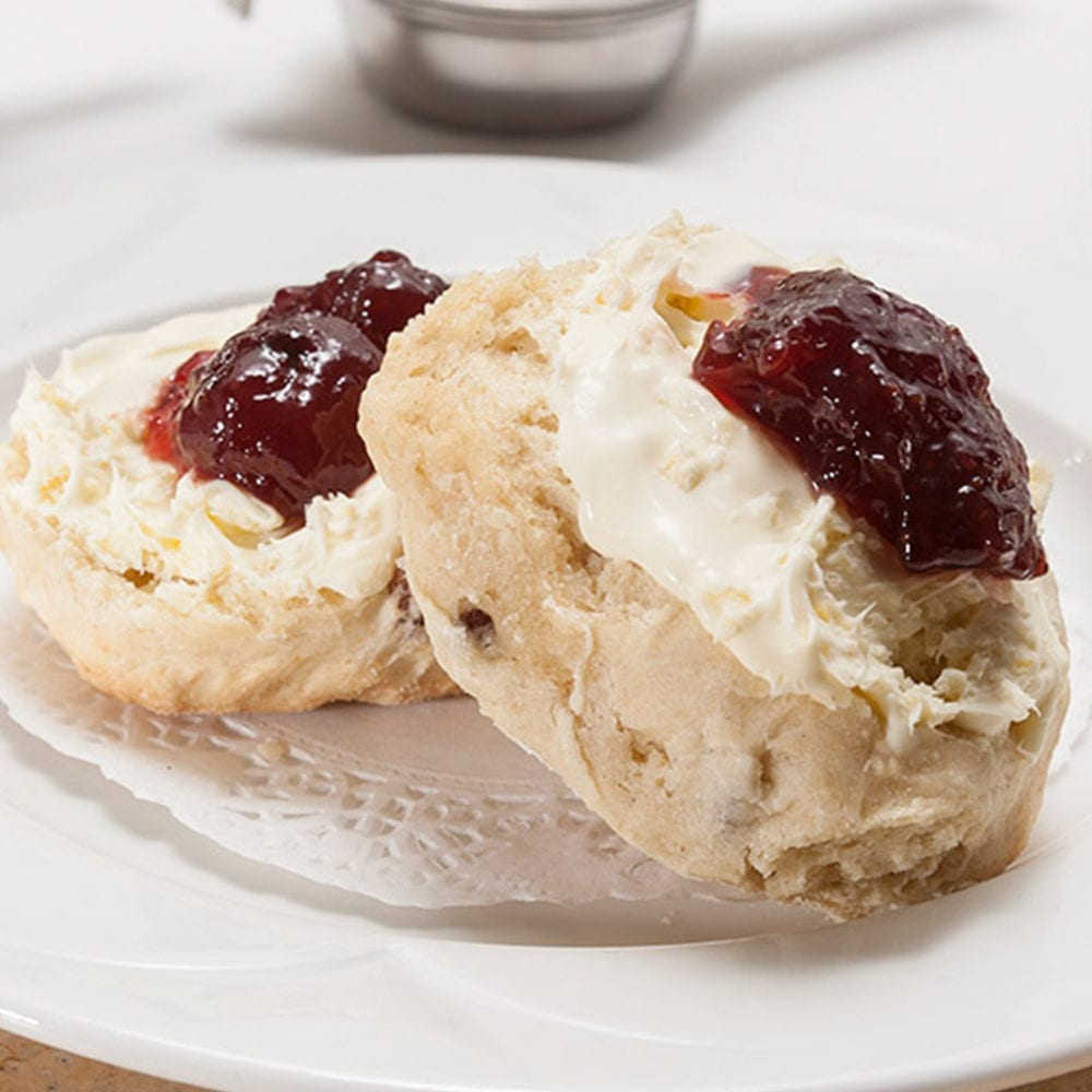 Cream Tea Voucher