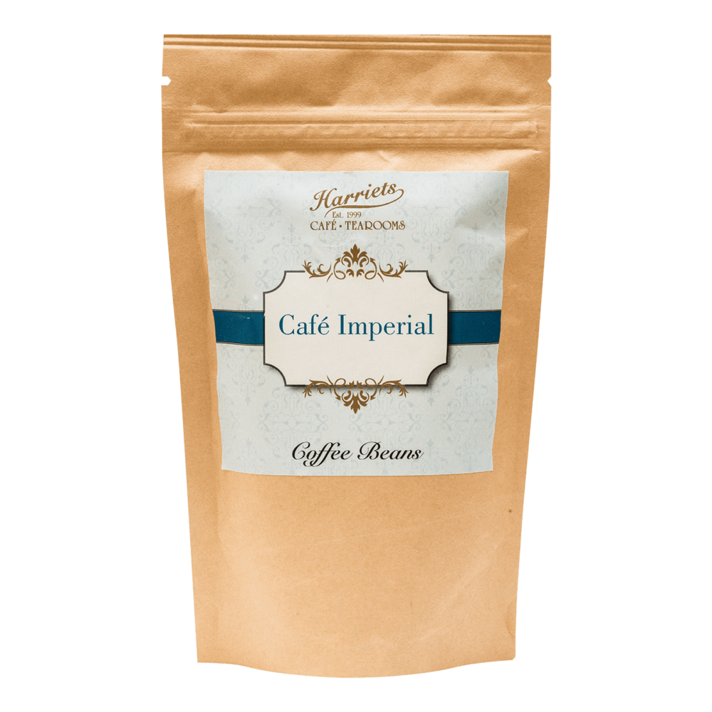 Harriets Cafe Imperial Coffee Beans (125g)
