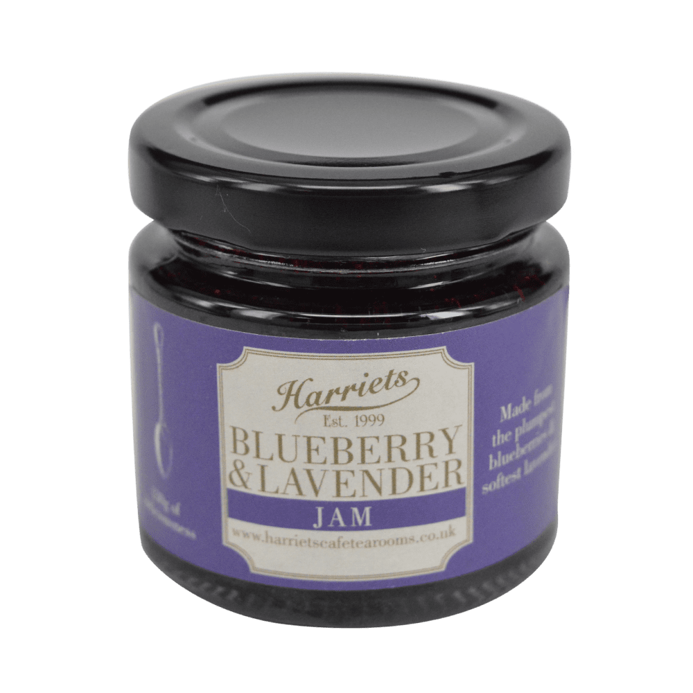 Blueberry & Lavender Jam