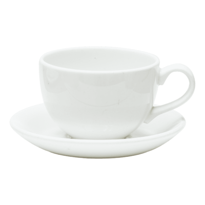 Harriets Coffee Cup and Saucer