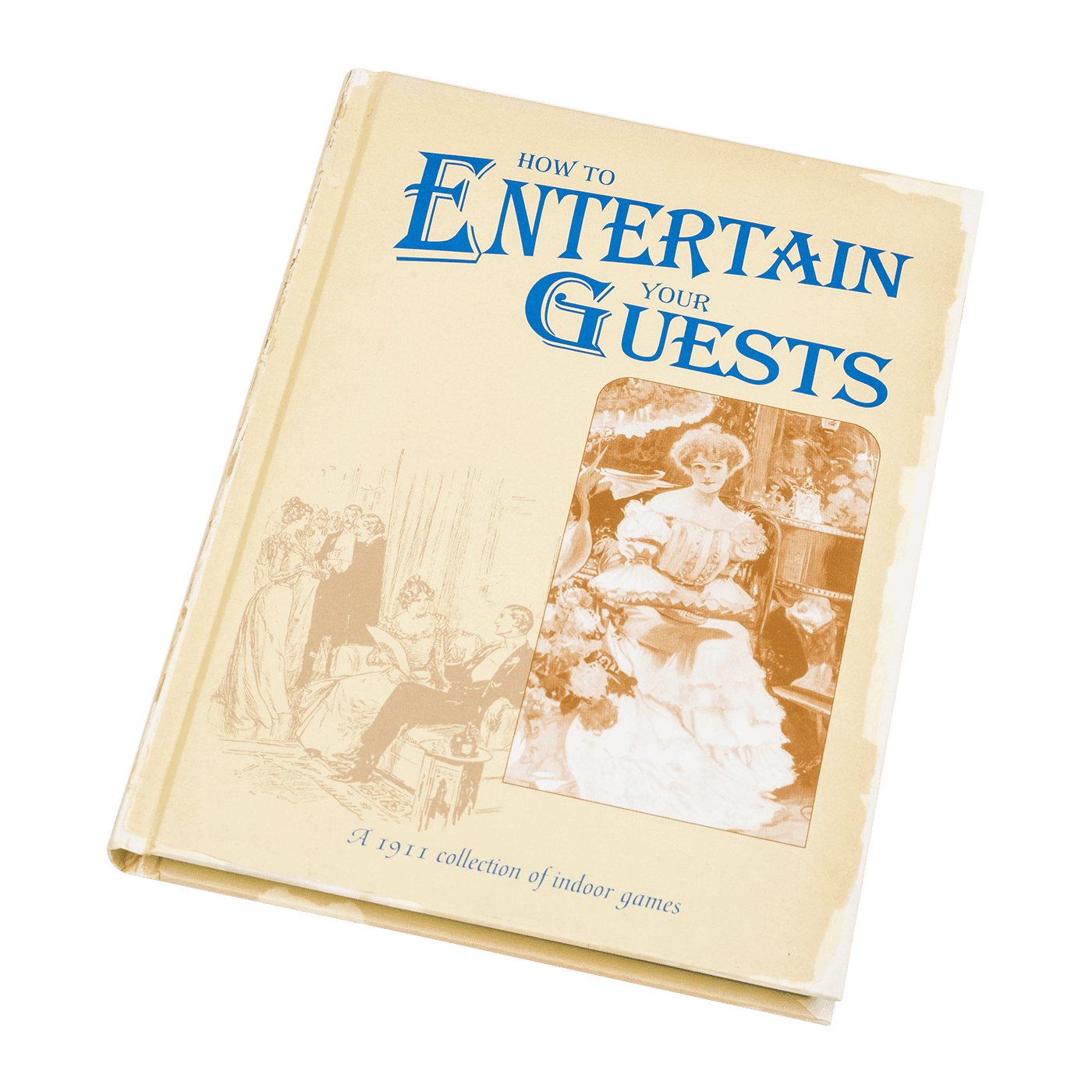 how to entertain your guests | harriets cafe tearooms