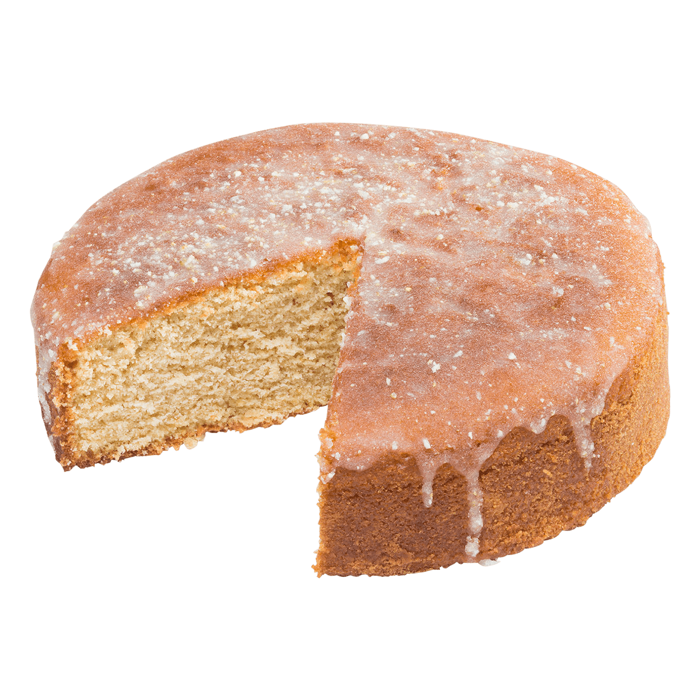 Lemon Drizzle Cake Topping