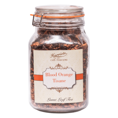 Blood Orange Tisane