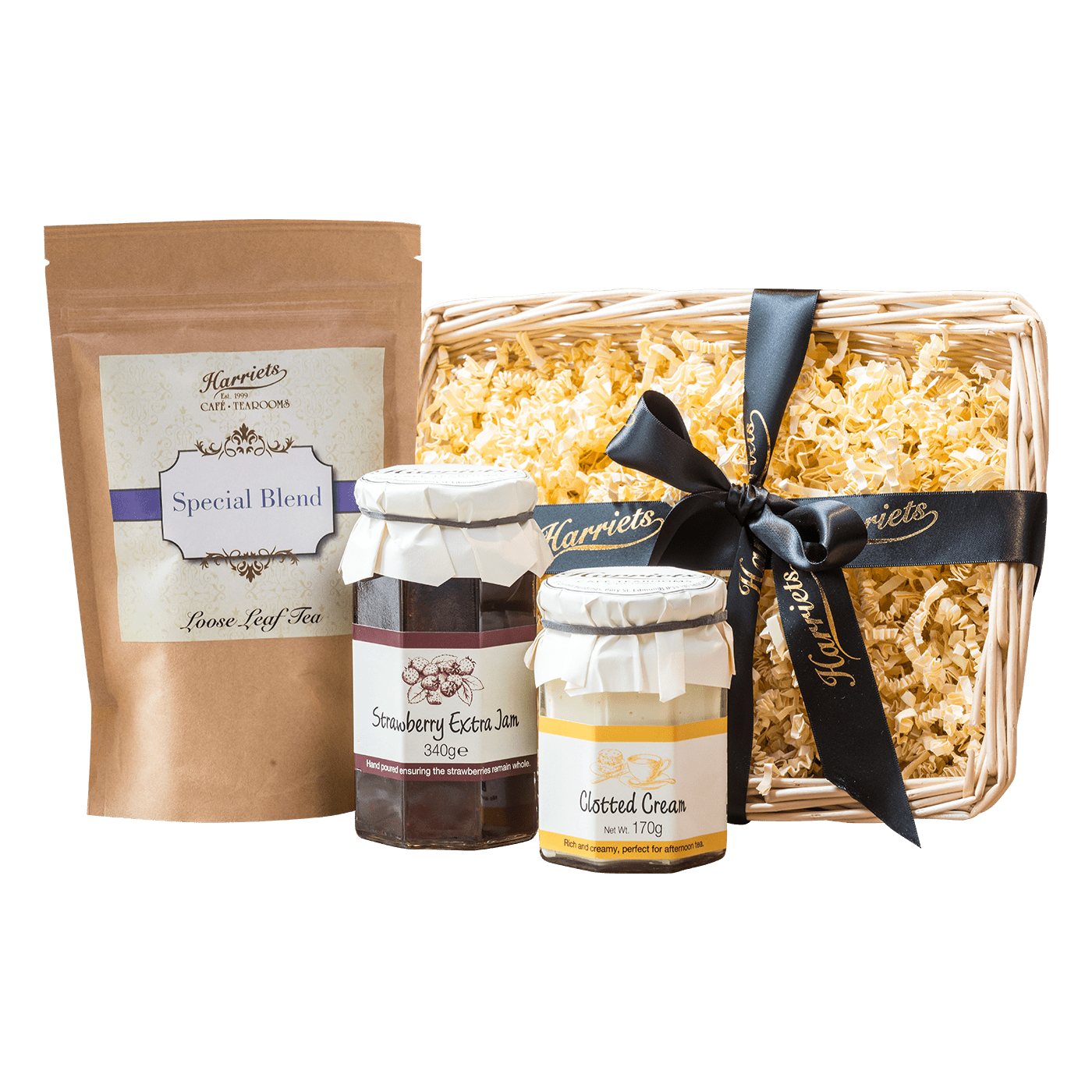 Cream Tea Luxury Hamper