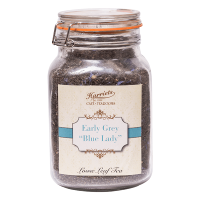 Earl Grey 'Blue Lady' Loose Leaf Tea