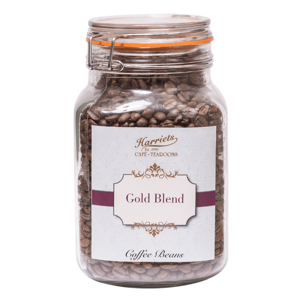 Harriets Royal Blend Coffee Beans