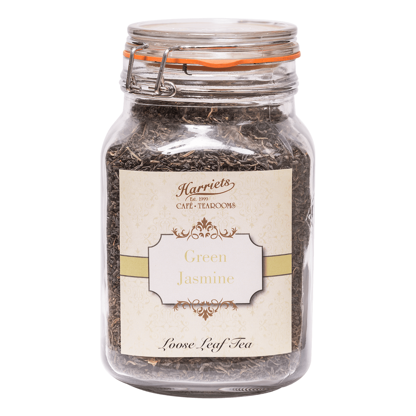 Green Jasmine Loose Leaf Tea