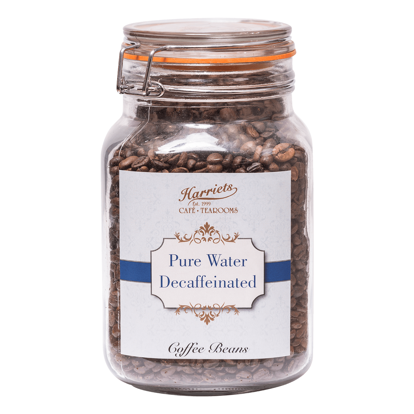 Pure Water Decaffeinated