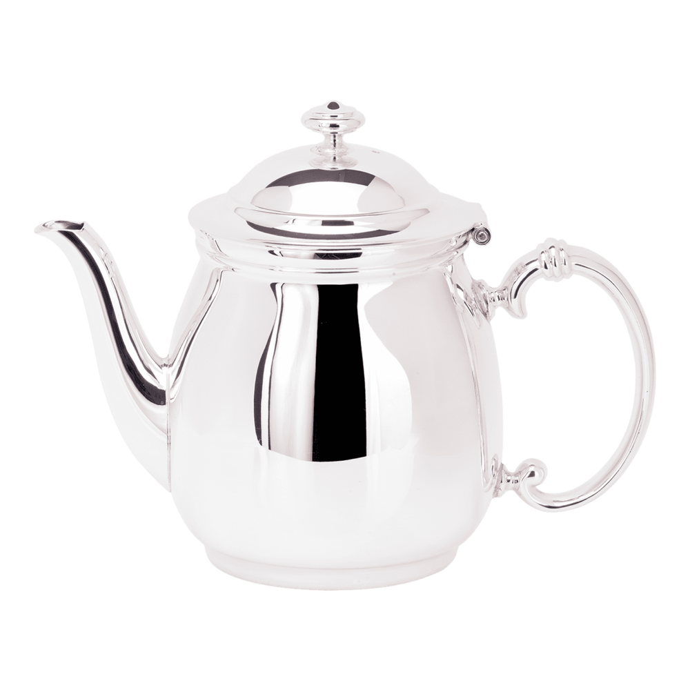 Harriets Silver Plated Teapot 0.3ltr