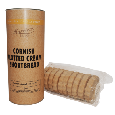 Harriets Cornish Clotted Cream Shortbread