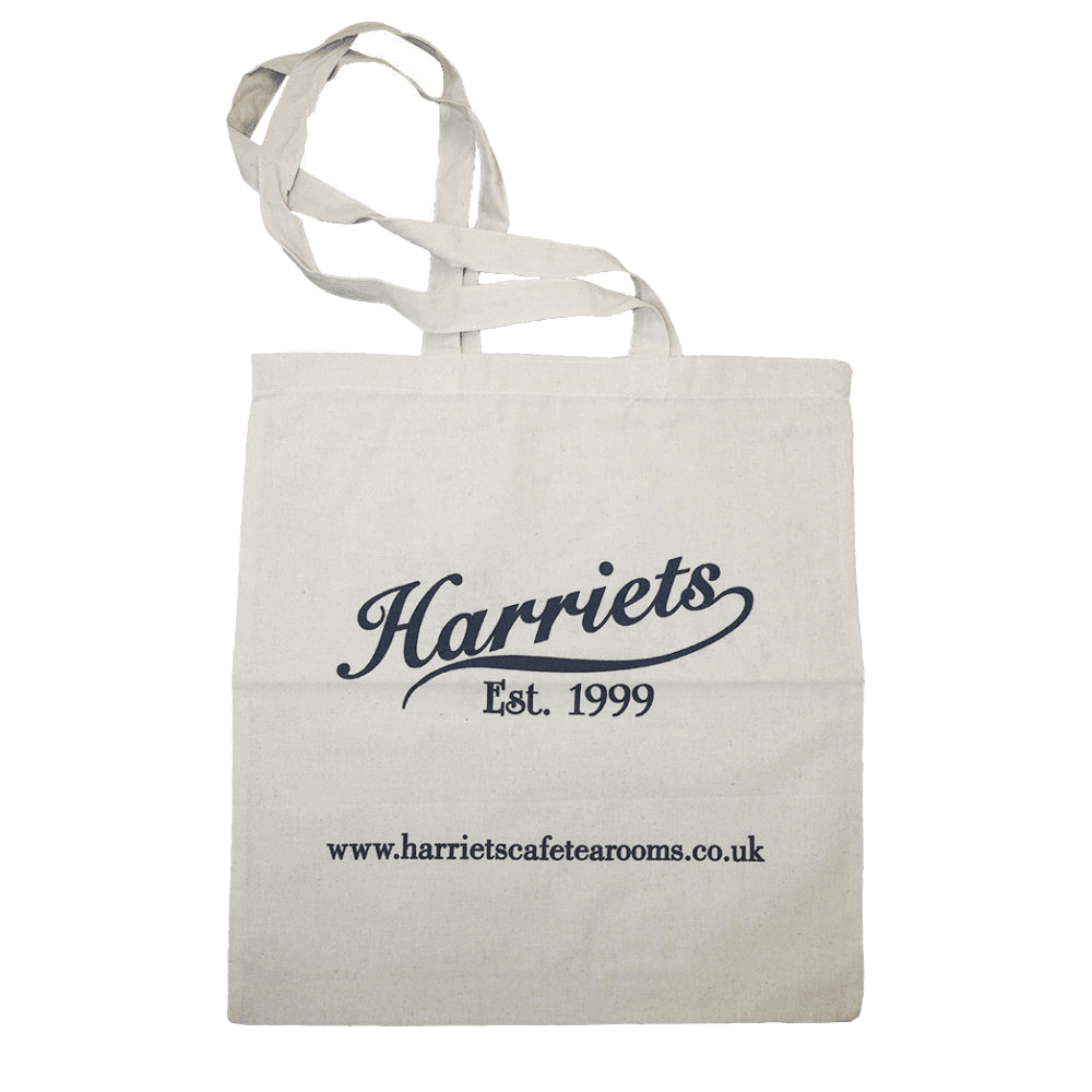Harriets Cotton Bag for Life