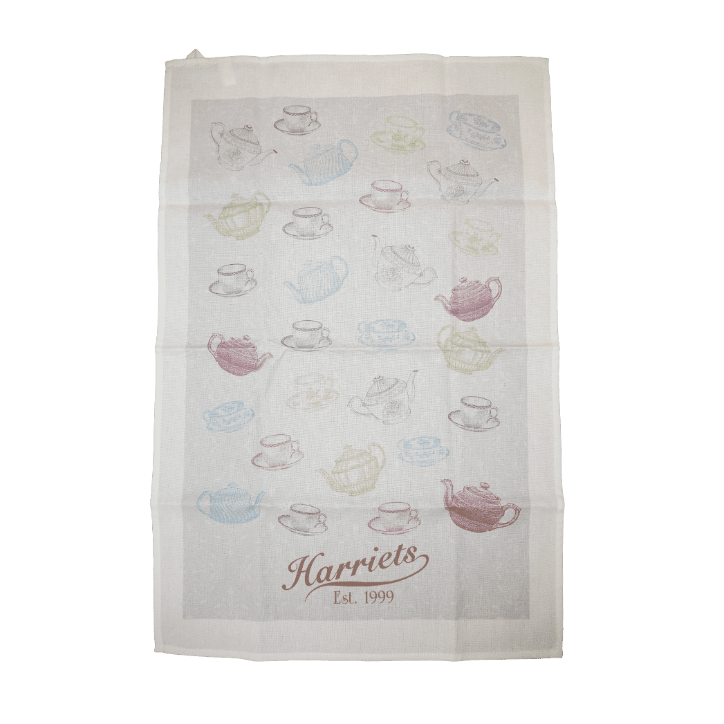 Harriets Tea Towel