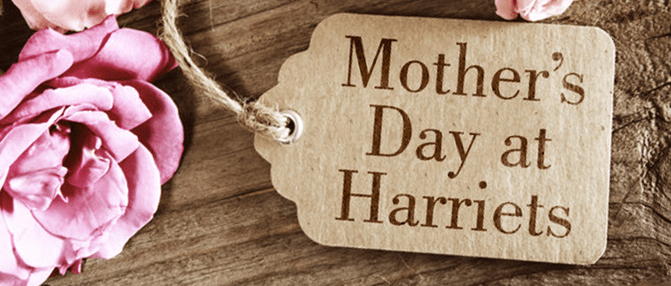 Book now for Mothers Day