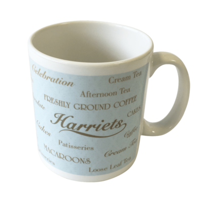 Harriets Mug (Blue)