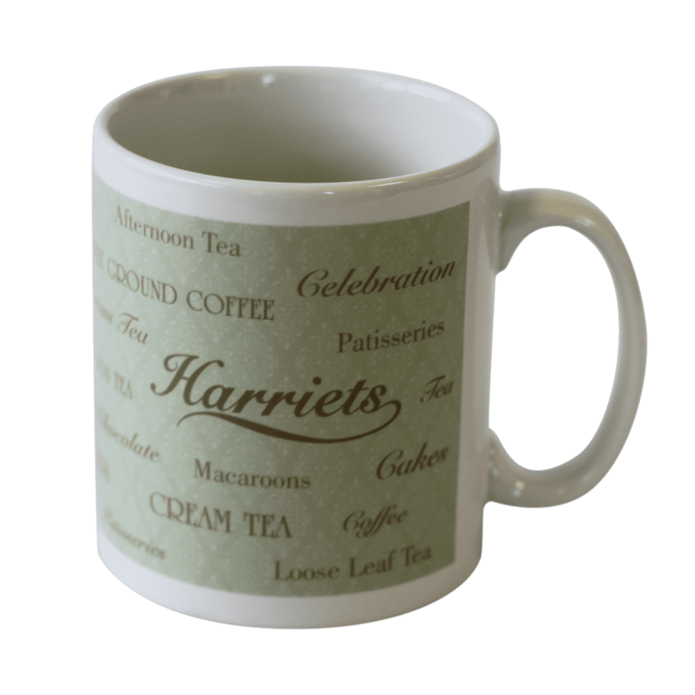 Harriets Mug (Green)