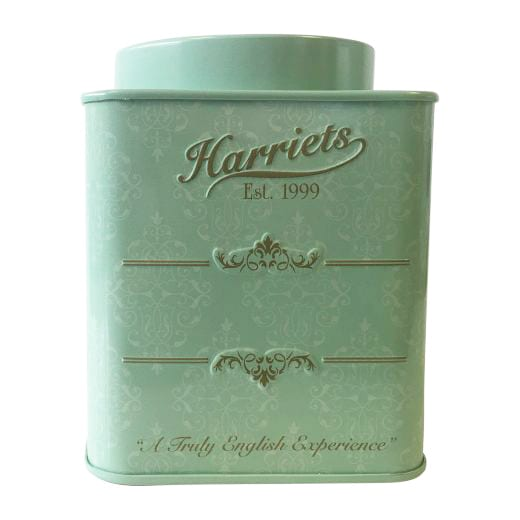 Harriets Signature Blue Tea Caddy