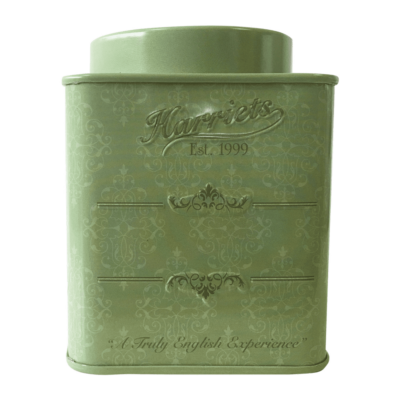 Harriets Signature Green Tea Caddy