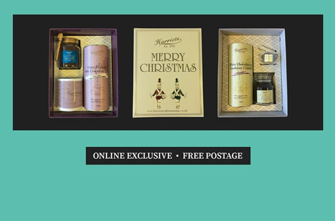 Buy any 3 Harriets Gift Sets & get the cheapest for free!