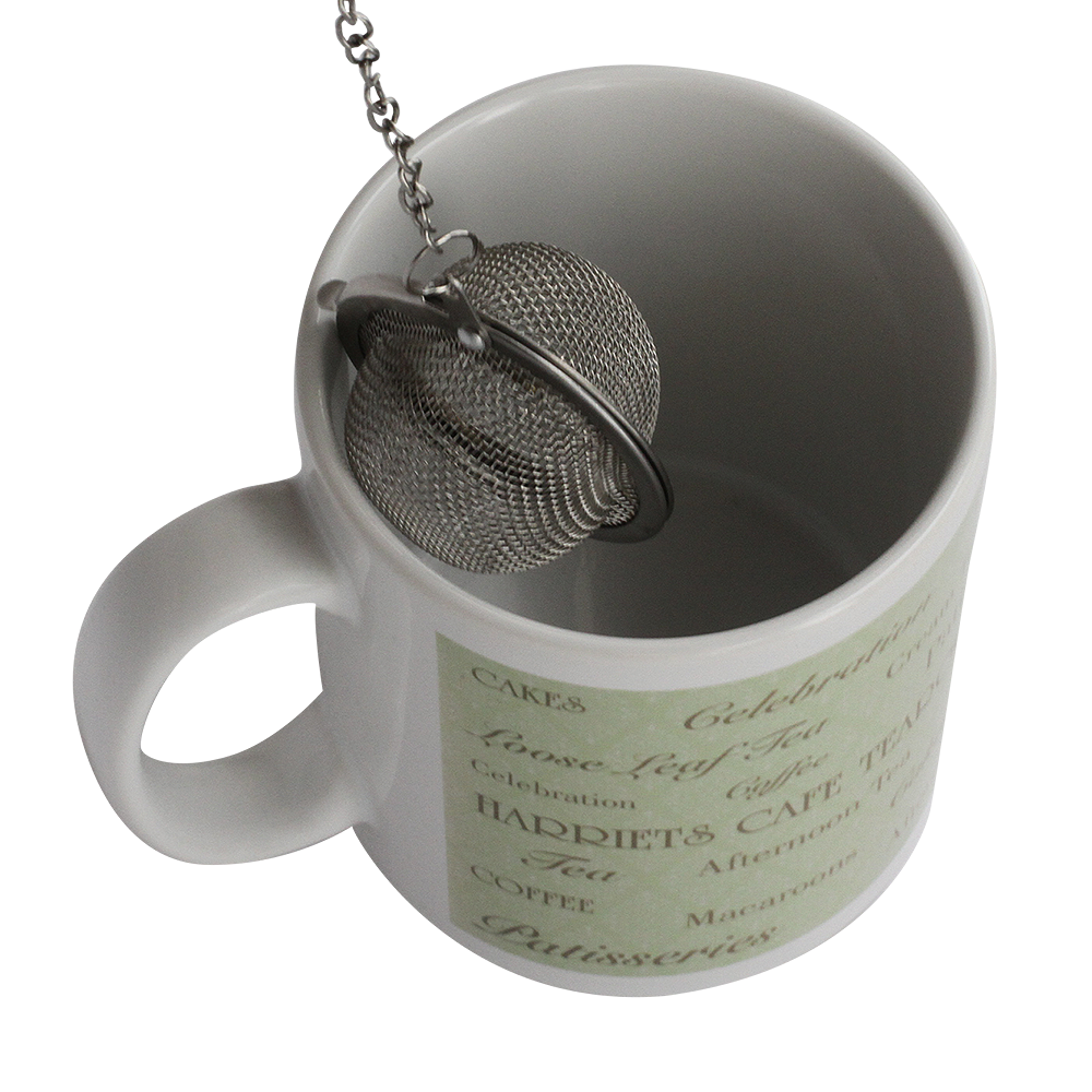 Tea Stainer - with hook