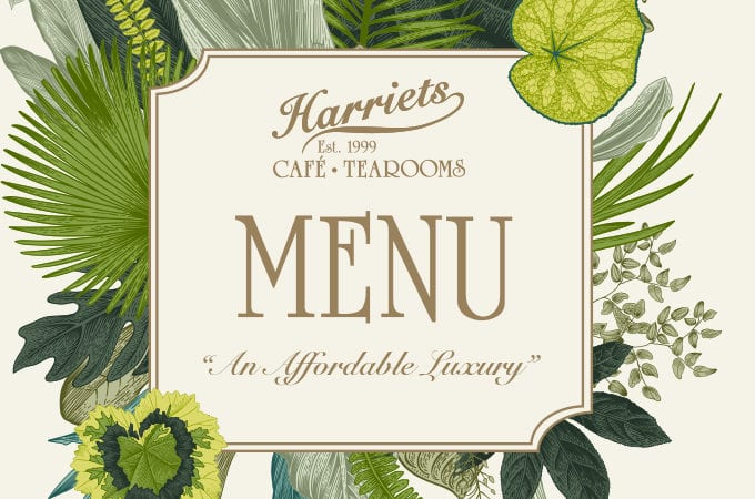 We've launched our new menus!