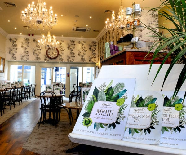 Bury St Edmunds Tearooms