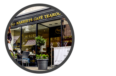 Norwich City Centre Tearooms