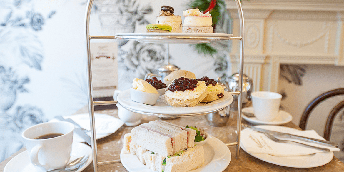 Afternoon Tea: A very British tradition