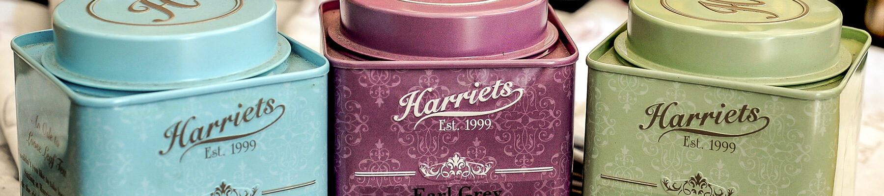 Harriets Cafe Tearooms Online Store