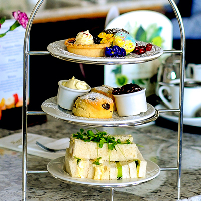 Black Friday Deal - Classic Afternoon Tea for Two for £28