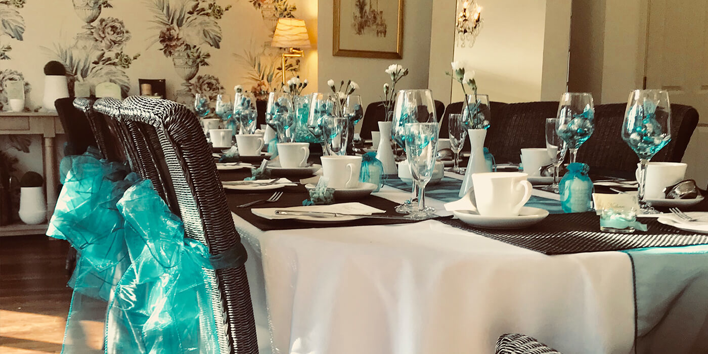 Hire our tearooms for your event