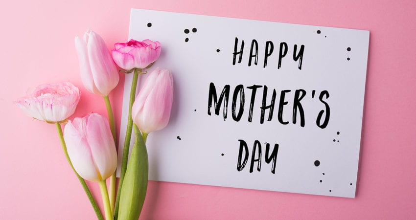 Enjoy Mother's Day at Harriets