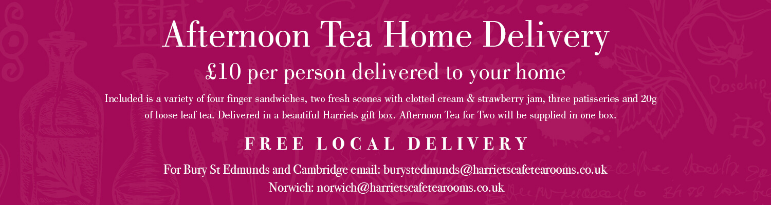 Afternoon Tea Home Delivery