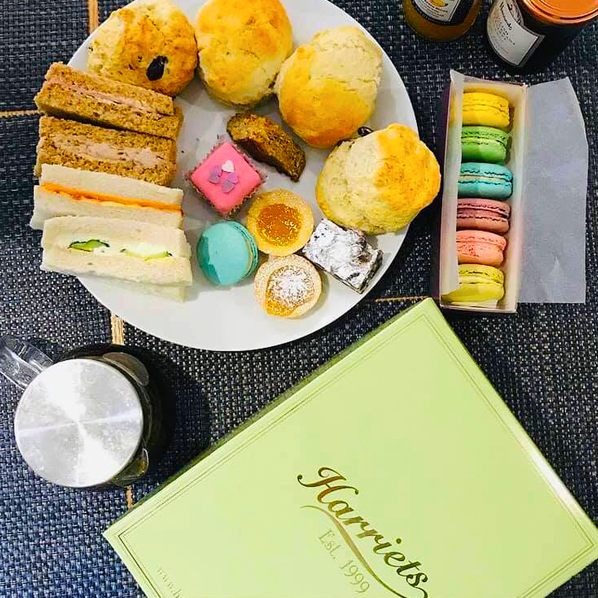 Afternoon Tea Box with FREE national UK delivery
